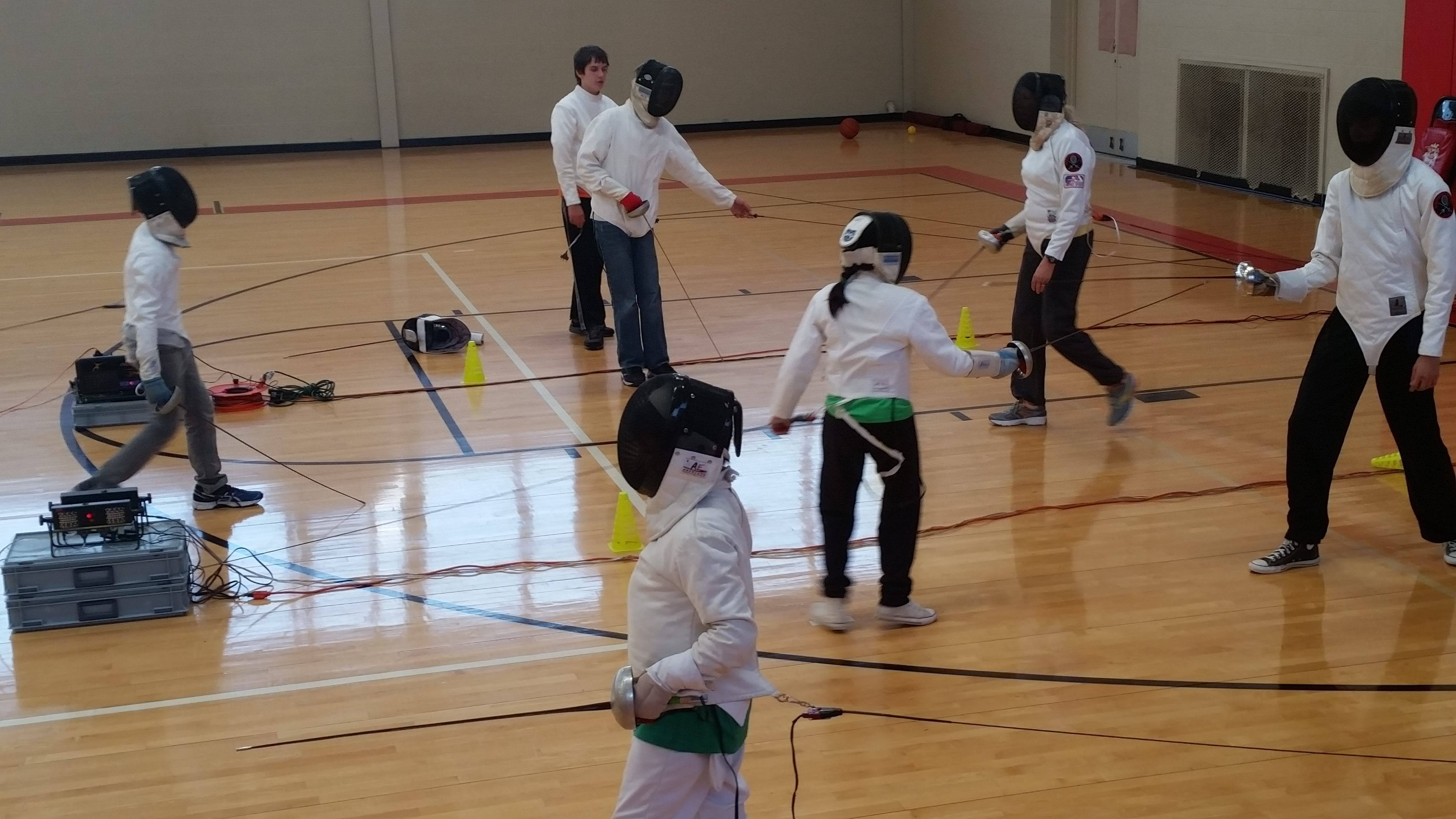 Summer Camp Beginners And Advanced Houston Sword Sports