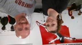 Fencing Coaches Association Selfie