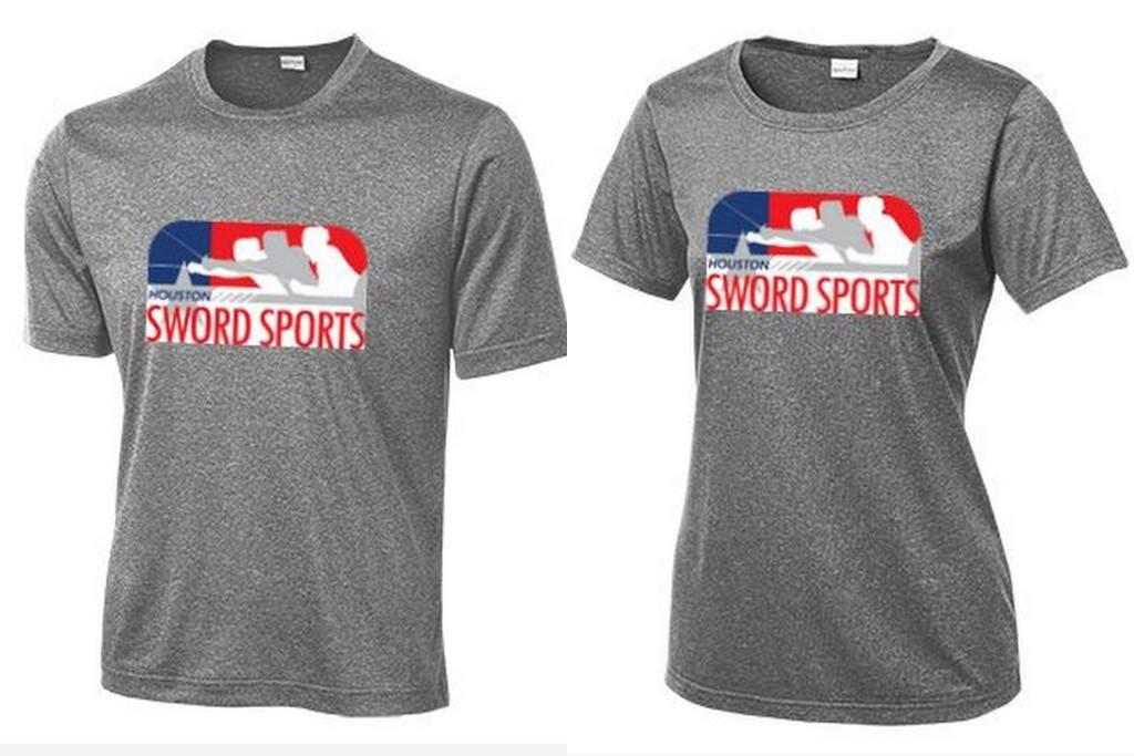 Houston Sword Sports shirts