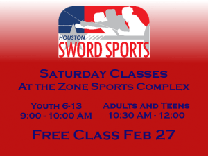 We're starting Saturday classes, and the first one's free! | Houston
