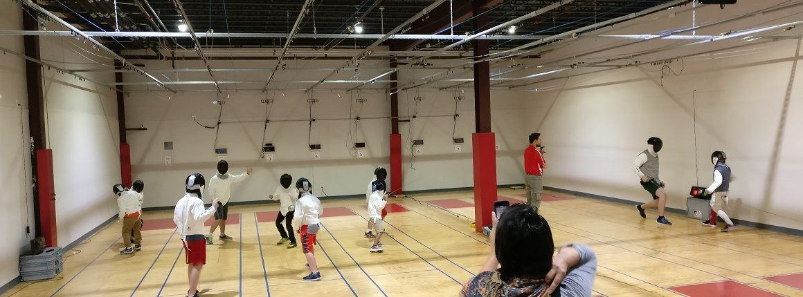 May 2017 School Championship Fencing