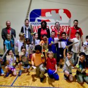 Y8 Fencers at School Championship