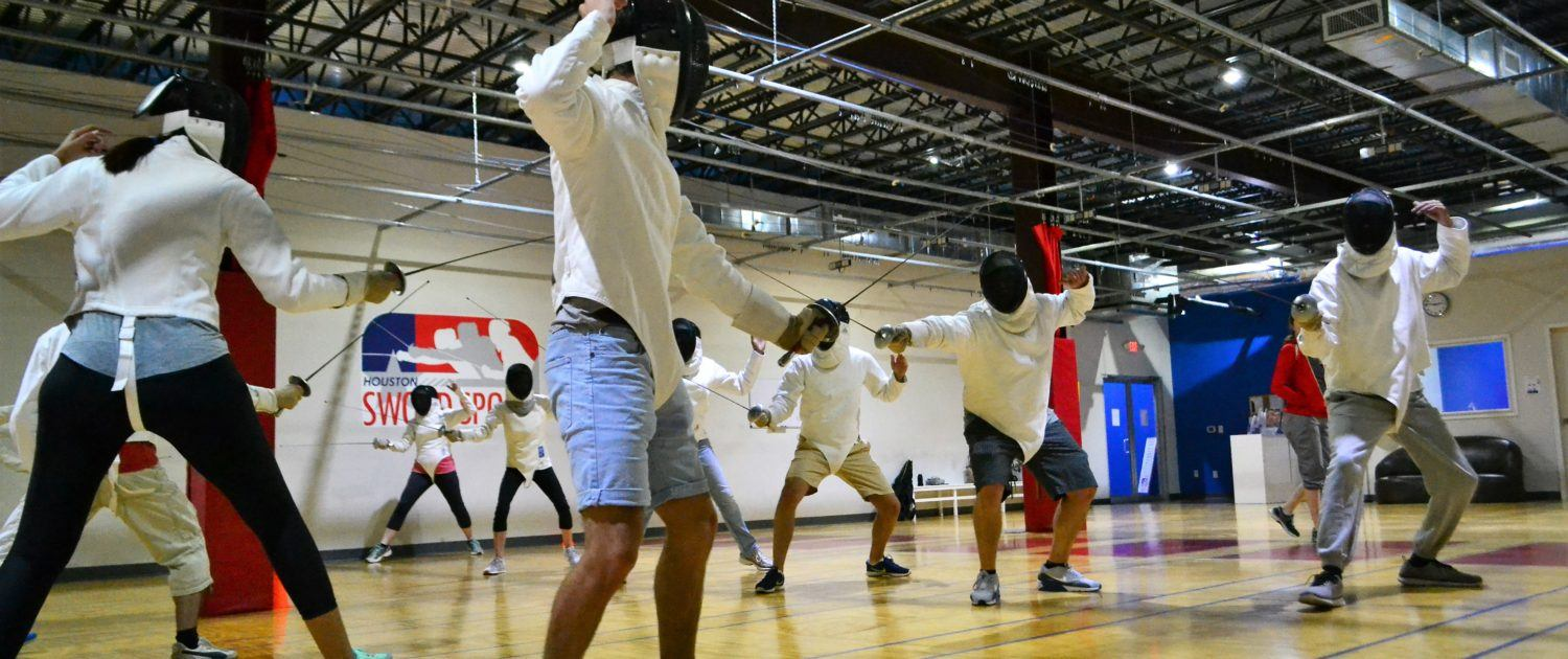 Houston Sword Sports | Foil, Epee and Saber for all ages